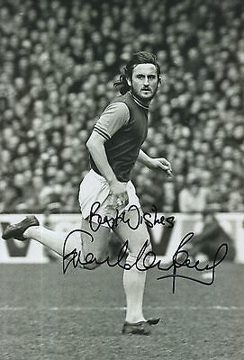 Frank Lampard Hand Signed West Ham United 12x8 Photo 2.