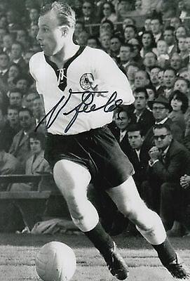 Uwe Seeler Hand Signed Hamburger SV, Germany 12x8 Photo 6.