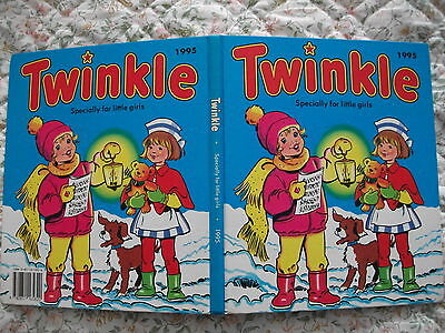 TWINKLE annual 1995 in very good condition