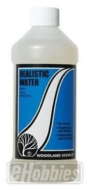 Realistic Water 470ml. Woodland Scenics. Shipping is Free