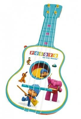 Reig Pocoyo 4-String Guitar. Free Delivery