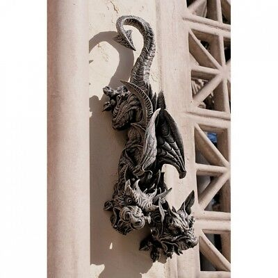 Design Toscano Double Trouble Hanging Gargoyle Statue. Shipping is Free