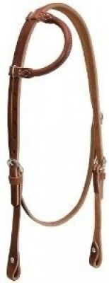 Weaver One Ear Headstall Western Bridle Horse Tack. Delivery is Free