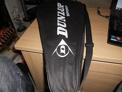 dunlop sport full racket cover