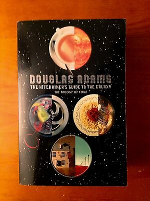 The Hitchhiker's Guide to the Galaxy: The Trilogy of Four - Douglas Adams