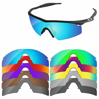 PapaViva Polarized Replacement Lenses For-Oakley M Frame Strike Multi-Options