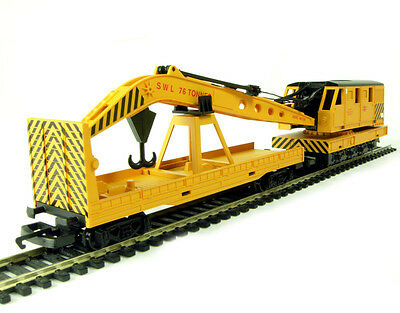 Hornby Breakdown Crane ** Model Trains OO Scale - Suit HO - #R6369