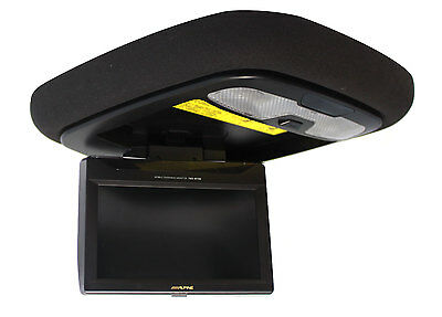Roof Mounted Swivel Monitor Alpine TMX-R700 7.0 Inch Genuine Holden VY VZ Trim