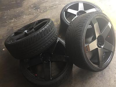Subaru Nissan 20 Inch Wheels With New Achilles