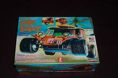 2012 Lindburg Psychedelic Surf Buggy 1:20 Scale Model Kit NEW & SEALED