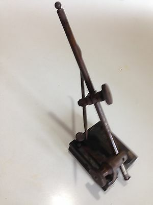 vintage  machinist's surface gauge Indicator stand