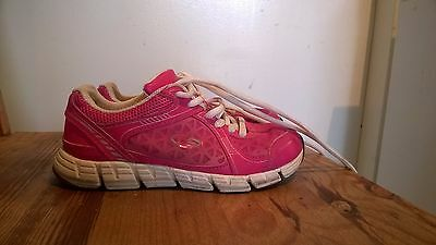 Kid's Girl's sneakers hot pink Champion size 13 lightweight