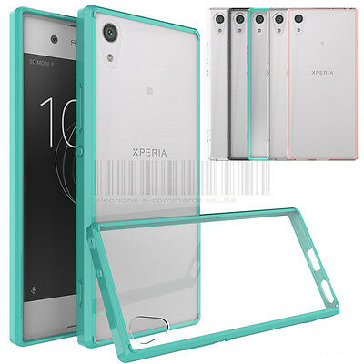 Hybrid Impact Armor Protective Case Shockproof Cover For Sony Xperia XA1 & Ultra