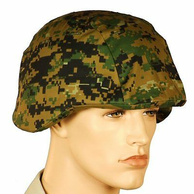 New Digital Woodland Marpat PASGT Helmet Cover 40e5dfb394af