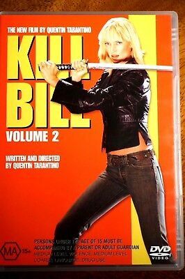 Kill Bill Volume 2 -  DVD, VG
