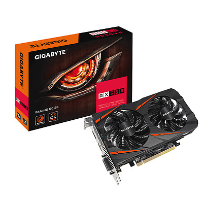 Gigabyte Radeon RX 550 2GB GAMING Graphics Card