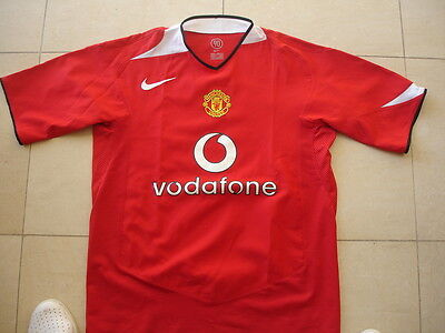 Maillot de foot MANCHESTER UNITED  Taille  M