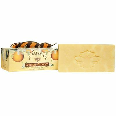 Savannah Bee Honey Bar Soap Orange Blossom 170g