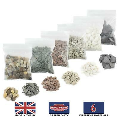 Rock & Boulder Basing Materials by WWS – Scenery, Terrain, Miniatures