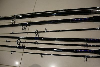 power/plus snapper fishing rod 8' $37 with free shipping
