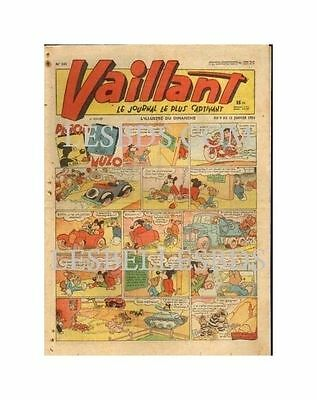 Vaillant   N°    243   1950    Be+
