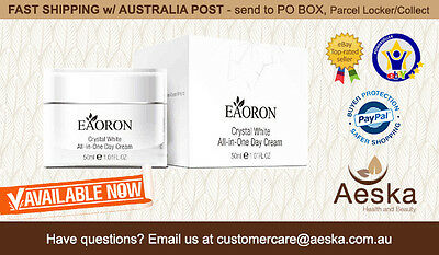 BRAND NEW Eaoron Crystal White All-in-One Day Cream 50ml