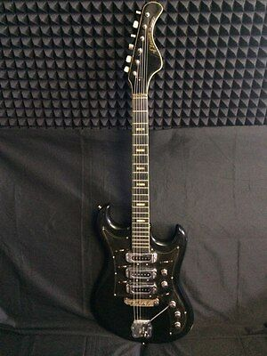 MUSIMA ETERNA DELUXE ELECTRIC GUITAR RARE Vintage DDR GDR Germany USSR