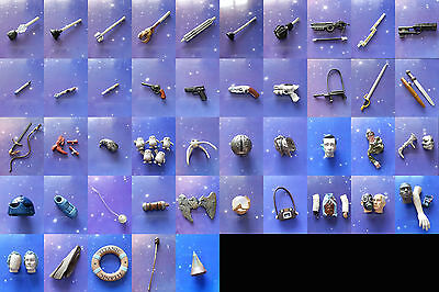 """Doctor Who Accessories Replacements & Spares Parts For 5"""" New Series Figures"""