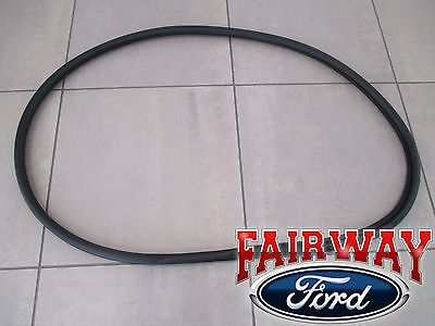 09 thru 12 Escape & Mariner OEM Ford Rear Lift Gate Glass Weatherstrip Seal -NEW