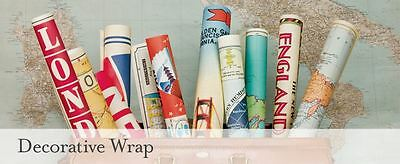 Cavallini & Co. Wrapping Paper/ Luxury Poster