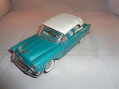 Danbury Mint 1955 Oldsmobile Super Eighty Eight Convertible 1:24 Car Limited #41