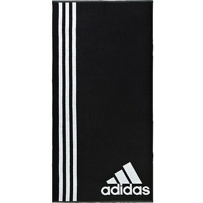 Adidas Swim Towel Size L Large 70Cm X 140Cm Great For The Gym Beach Or Poolside