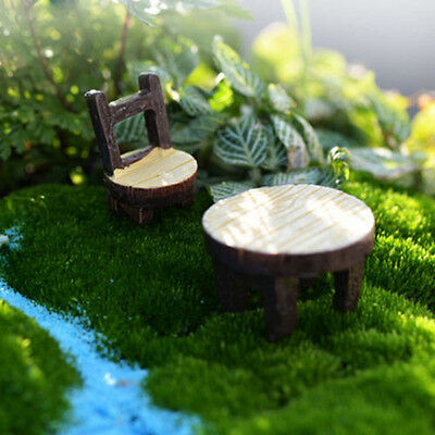 Micro Table and Chair