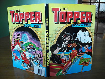 The TOPPER book annual 1988 in excellent condition
