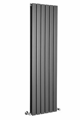radiateur eau chaude vertical design harstad 985 w 1600 x 465 graphite eur 99 97 picclick fr. Black Bedroom Furniture Sets. Home Design Ideas