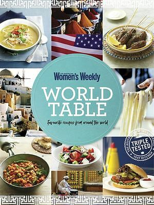 World Table by Weekly Weekly Australian Women's - Paperback - NEW - Book