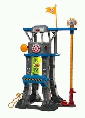 Fisher-Price Rescue Heroes Command Center. Free Delivery
