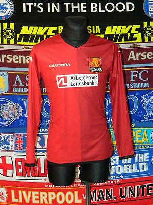 5/5 Nordsjaelland adults S 2013 cup MINT football shirt jersey trikot soccer