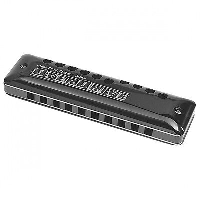 Suzuki Overdrive Db Harmonica. Shipping Included