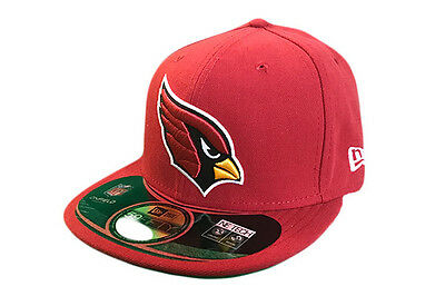 Arizona Cardinals On Field NFL Fitted 59FIFTY New Era Baseball Cap