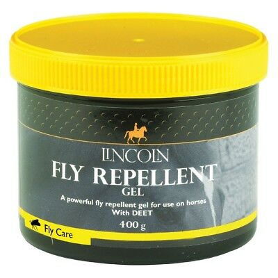 Lincoln Fly Repellent Ge DEET **FREE UK POSTAGE**