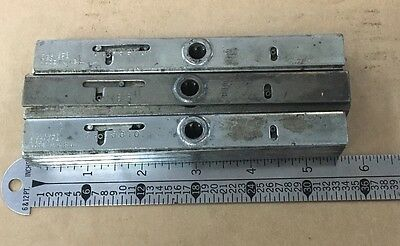 "set of 3   5.5"" Letterpress Challenge Hi-Speed Quoins"