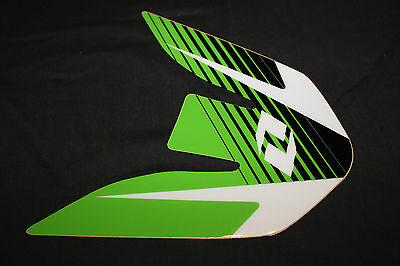 Kawasaki Kxf 250-450  2009-2012  Front Guard Trim Mx Graphics Decals Stickers