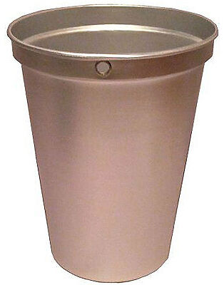 Tap My Trees 851080002251 Aluminun Sap Bucket, 2-Gals.