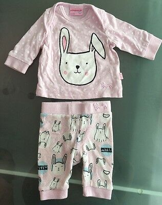 Peter Alexander Baby Girl Set 0-3 Months