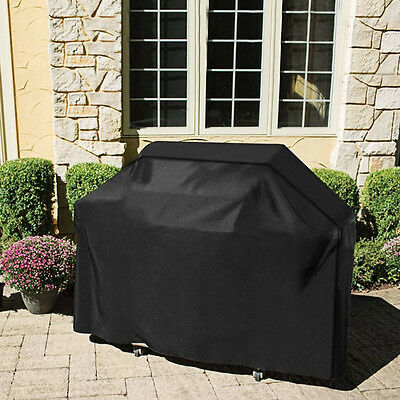 New Durable BBQ Grill Dust Cover Gas Barbecue Heavy Duty Waterproof Protector