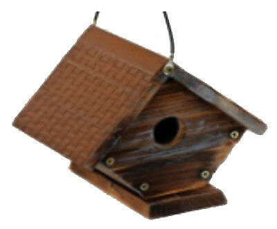 Woodlink HF31644 Rustic Wren Bird House