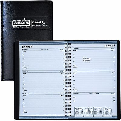 """2018 HOD27802 House of Doolittle Weekly Appointment Planner, 5 x 8"""""""
