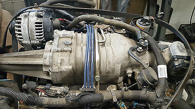 04-07 Pontiac Grand Prix Gtp 3800 Series Iii Supercharger
