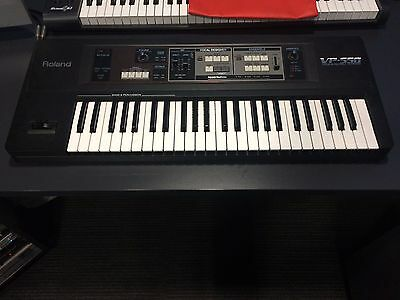 Roland VP-550 Vocal Ensemble Keyboard